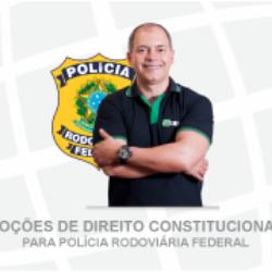 NOÇÕES DE DIREITO CONSTITUCIONAL PARA PRF (TEORIA + EXERCÍCIOS CESPE) - CARLOS MENDONÇA