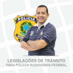 LEGISLAÇÃO DE TRÂNSITO PARA PRF (CTB) - JAYME AMORIM