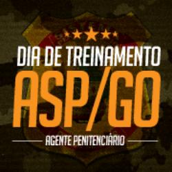 SUPER AULÃO ASP/GO - DIA DE TREINAMENTO - AGENTE PENITENCIÁRIO DO ESTADO DO GOIÁS (GOIÂNIA)