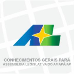 (PÓS-EDITAL) ASSEMBLEIA LEGISLATIVA DO AMAPÁ/AP - CONHECIMENTOS GERAIS PARA TODO DOS CARGOS  01/2019