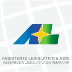 (PÓS-EDITAL) ASSEMBLEIA LEGISLATIVA DO AMAPÁ/AP - ASSISTENTE  LEGISLATIVO ESPECIALIDADE: ASSISTENTE ADMINISTRATIVO 01/2019