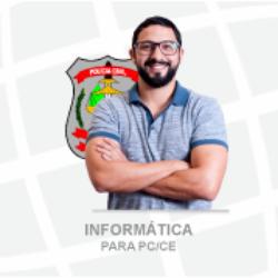 PCRJ - INFORMÁTICA PARA O CARGO: INSPETOR  - 2021
