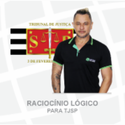 RACIOCÍNIO LÓGICO PARA TJSP - DOUGLAS LÉO - TEORIA + EXERCÍCIOS 2021