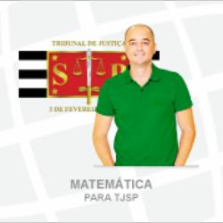 MATEMÁTICA PARA TJSP - MÁRCIO FLÁVIO - TEORIA + EXERCÍCIOS 2021