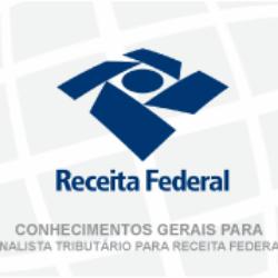 RECEITA FEDERAL - CONHECIMENTOS GERAIS PARA O CARGO DE ANALISTA TRIBUTÁRIO DA RECEITA FEDERAL - 2021