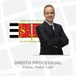 DIREITO PROCESSUAL PENAL PARA TJSP - SÉRGIO MELO/DEUSDEDY SOLANO - TEORIA + EXERCÍCIOS 2021