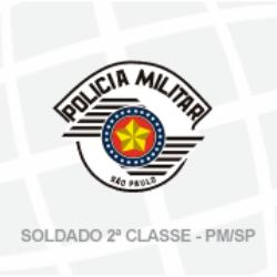 PMSP - POLÍCIA MILITAR DO ESTADO DE SÃO PAULO - TEORIA, EXERCÍCIOS, MAPA DE QUESTÕES, EDITAL VERTICALIZADO - SOLDADO 2ª CLASSE - 2021 (PÓS-EDITAL)