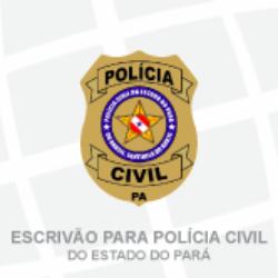 PCPA - POLÍCIA CIVIL DO ESTADO DO PARÁ - ESCRIVÃO - 2021
