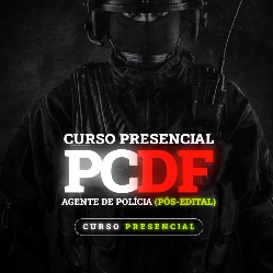 TURMA PCDF  - CICLO ON LINE - TEORIA E EXERCÍCIOS - IN CLASSROOM/ELEVATOR