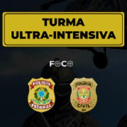 3º TURMA ULTRA-INTENSIVA - SIMULADOS - PF/PCDF